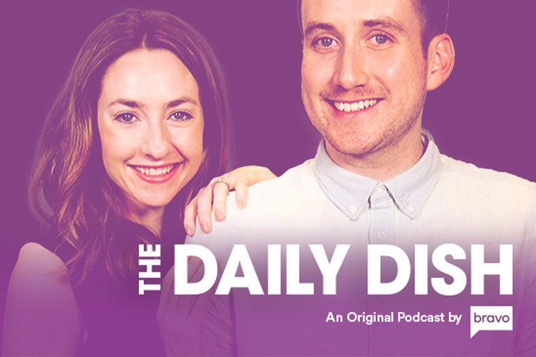 The Daily Dish Podcast