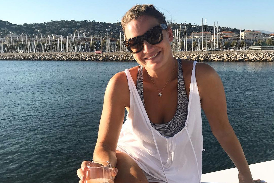 Below Deck Med Hannah Ferrier