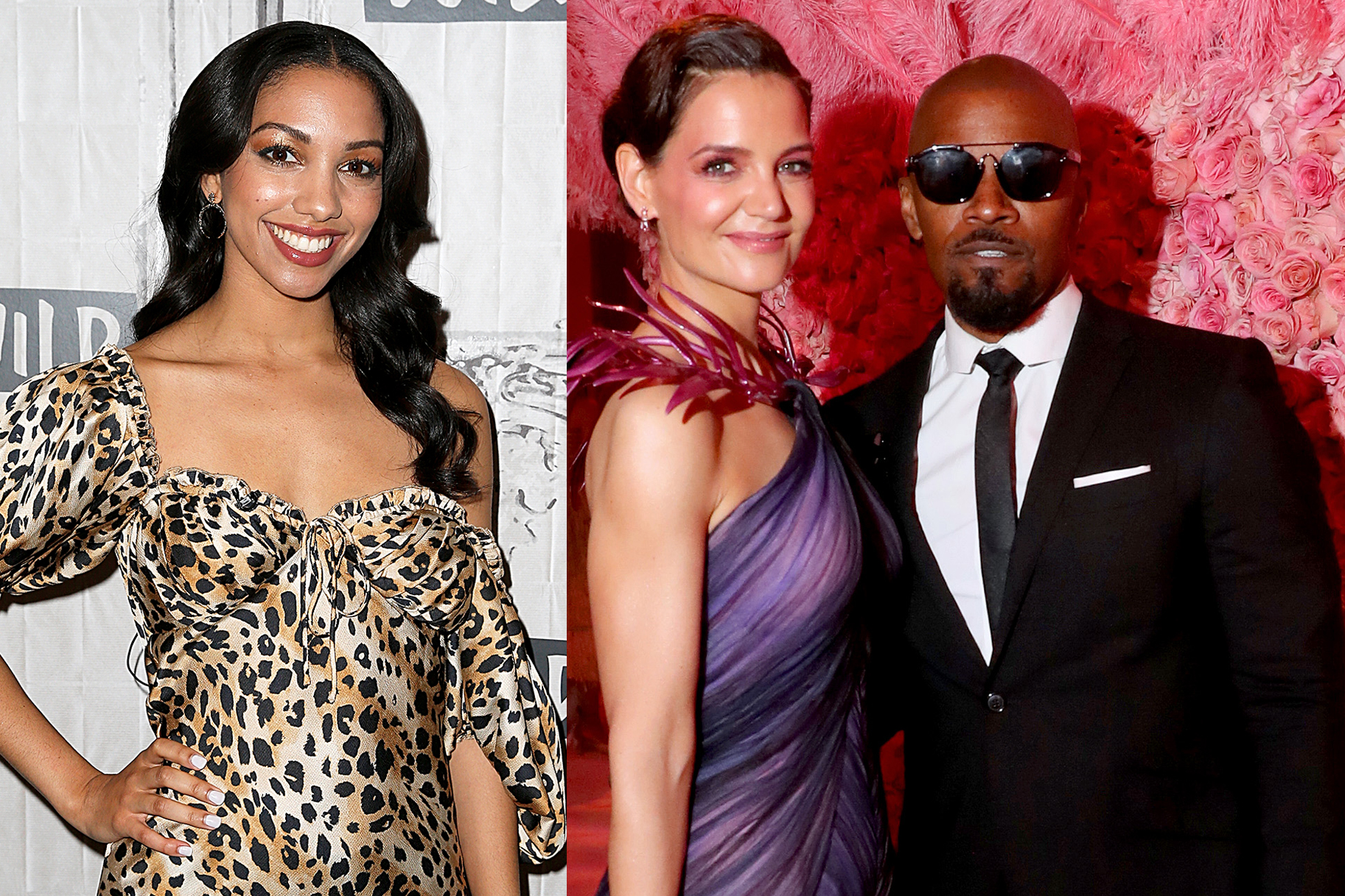 Corinne Foxx on Jamie Foxx and Katie Holmes