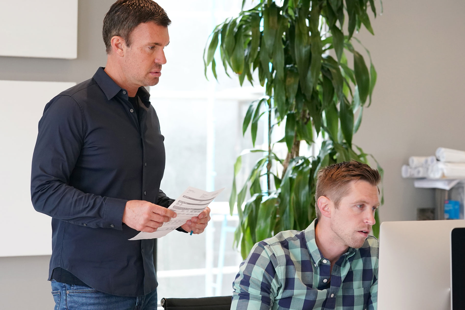 Jeff Lewis and Gage Edward on Flipping Out