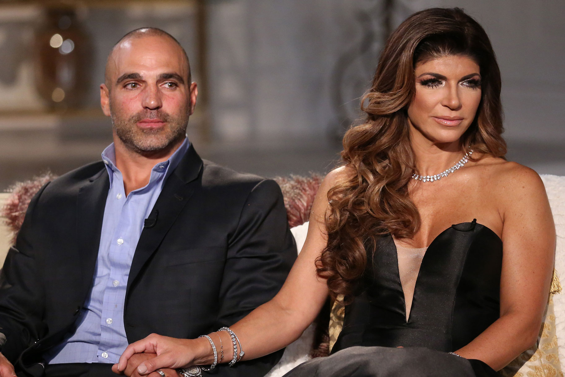 Teresa Giudice and Joe Gorga