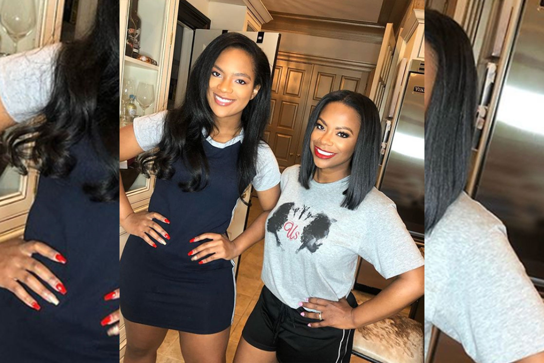 Kandi Burruss and Riley Burruss Are Serving Looks in Tokyo