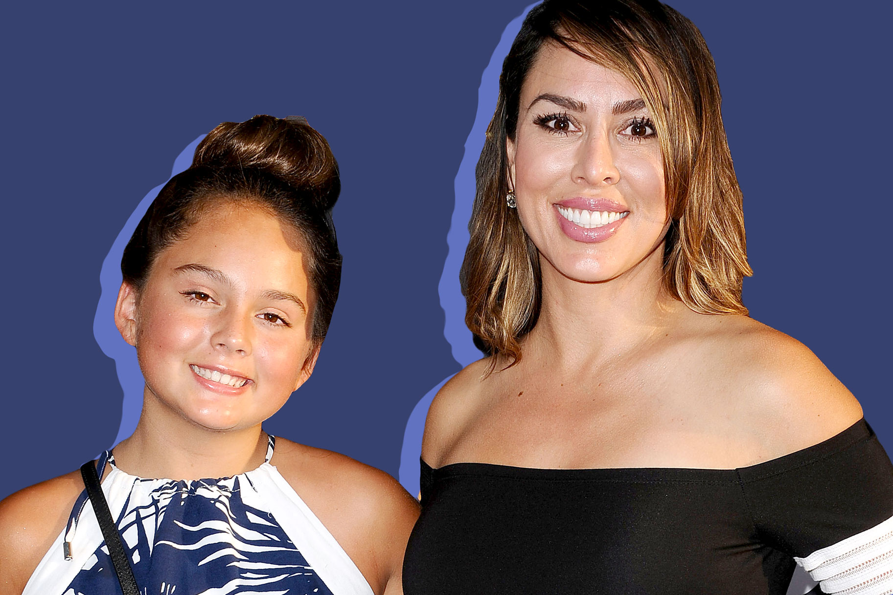 Kelly Dodd and daughter Jolie