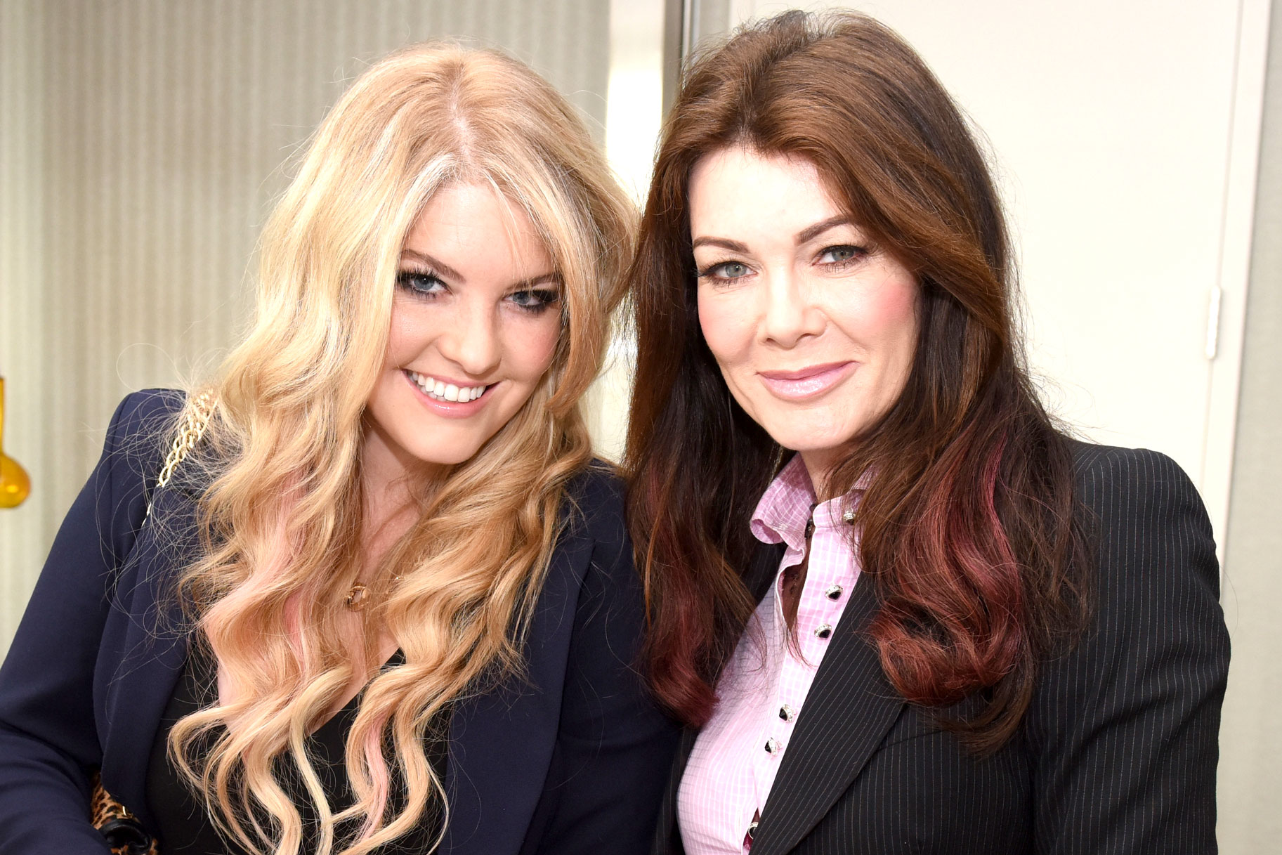 Lisa Vanderpump with Daughter Pandora Vanderpump Sabo