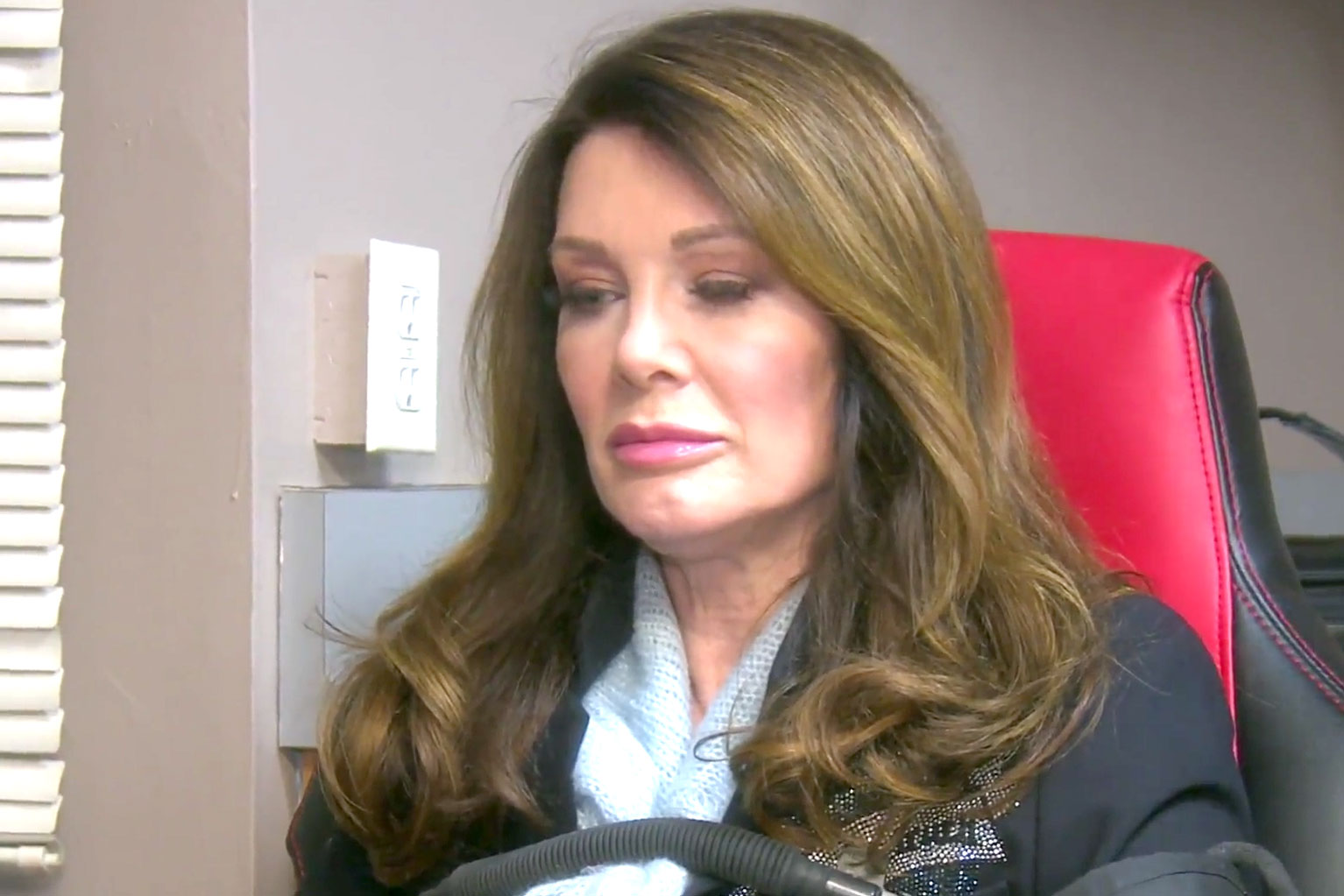 Lisa Vanderpump Takes a Lie Detector Test