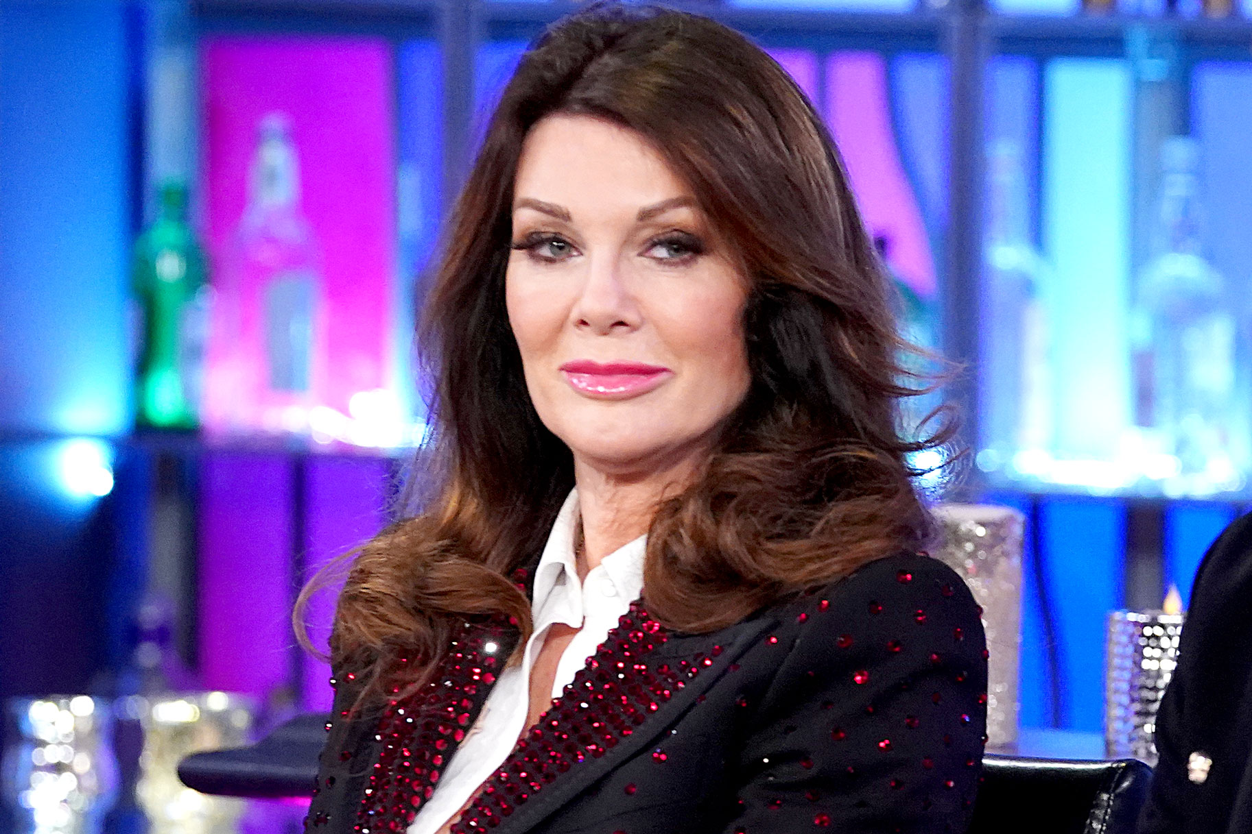 Lisa Vanderpump on Lie Detector Test