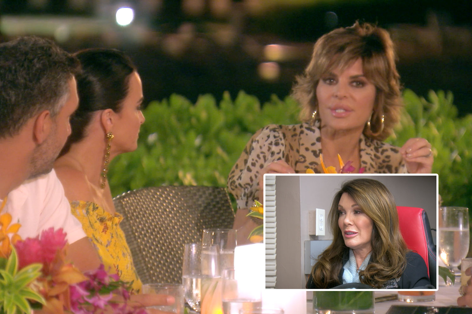 Lisa Vanderpump Takes Lie Detector Test on The Real Housewives of Beverly Hills