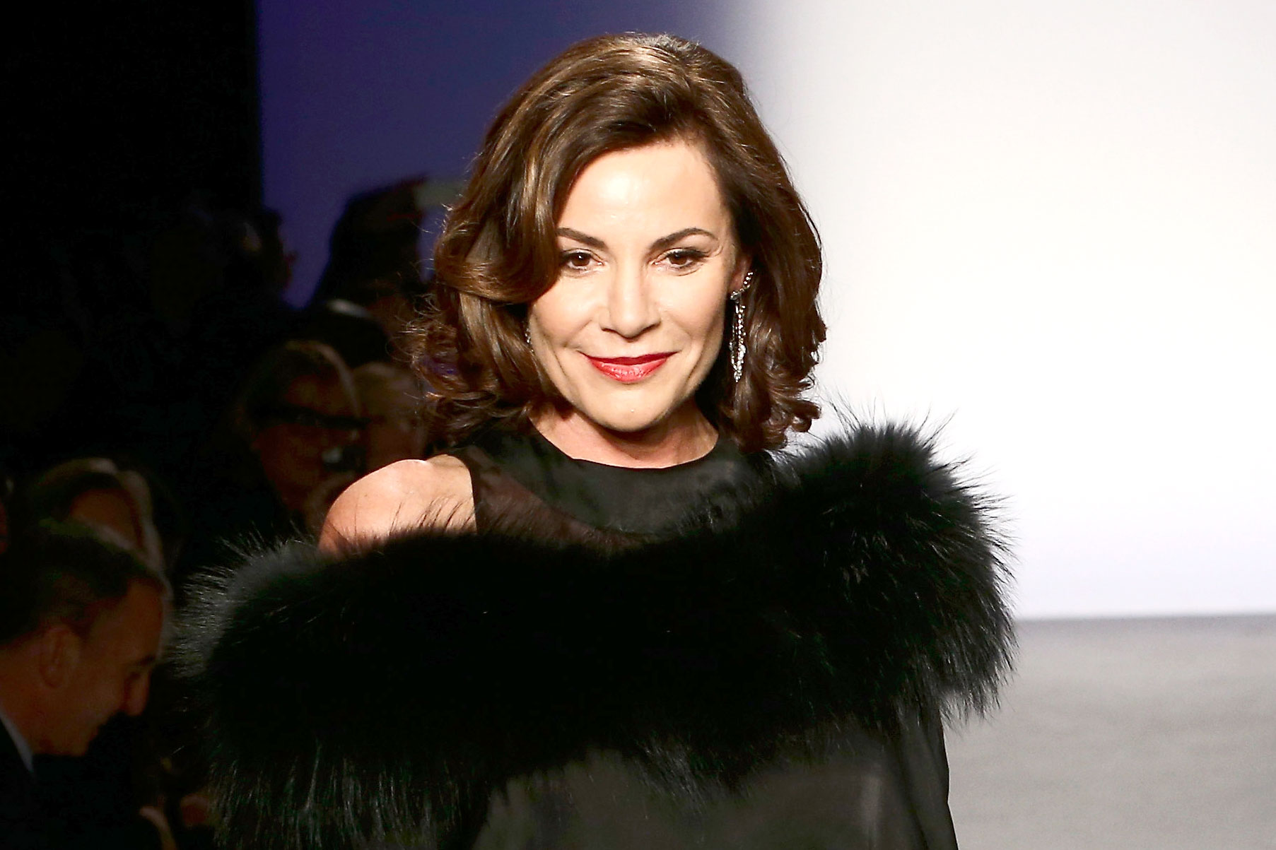 Luann de Lesseps on Drinking Parole Report