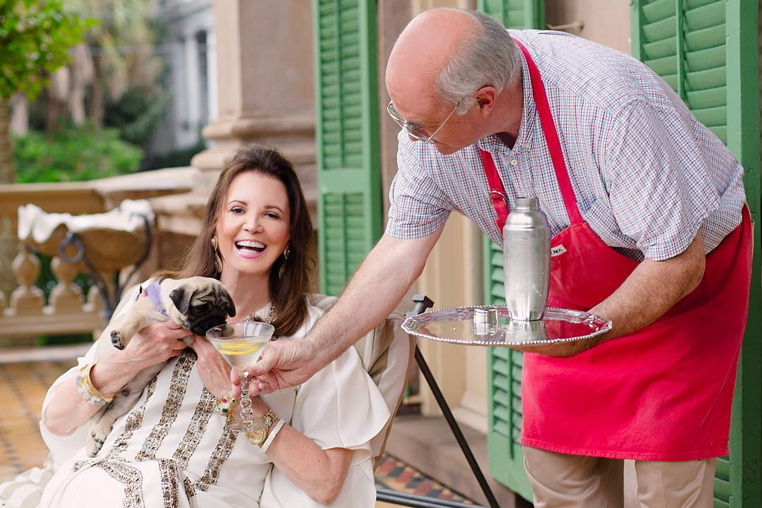 Patricia Altschul Michael the Butler