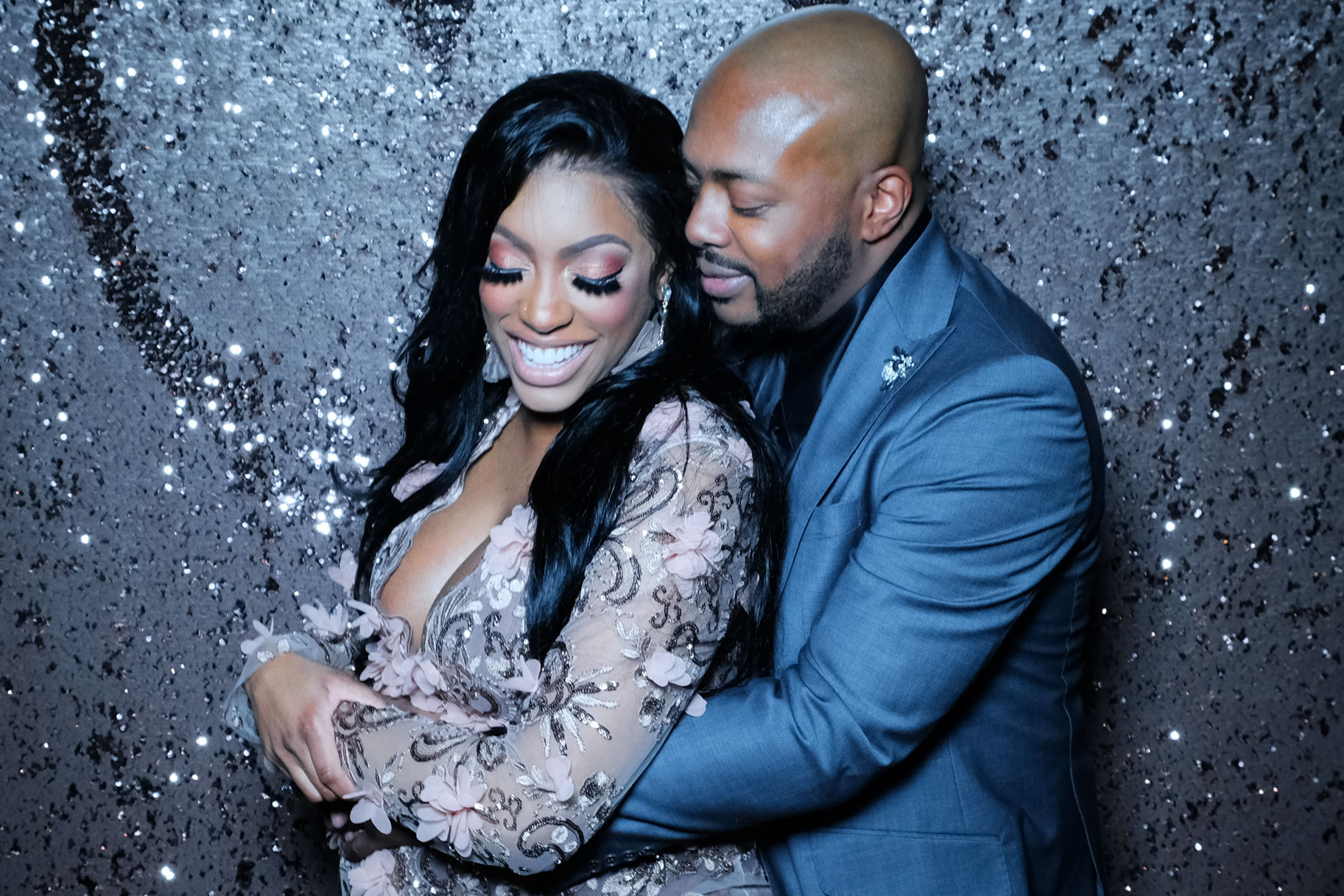 Porsha Williams and Dennis McKinley