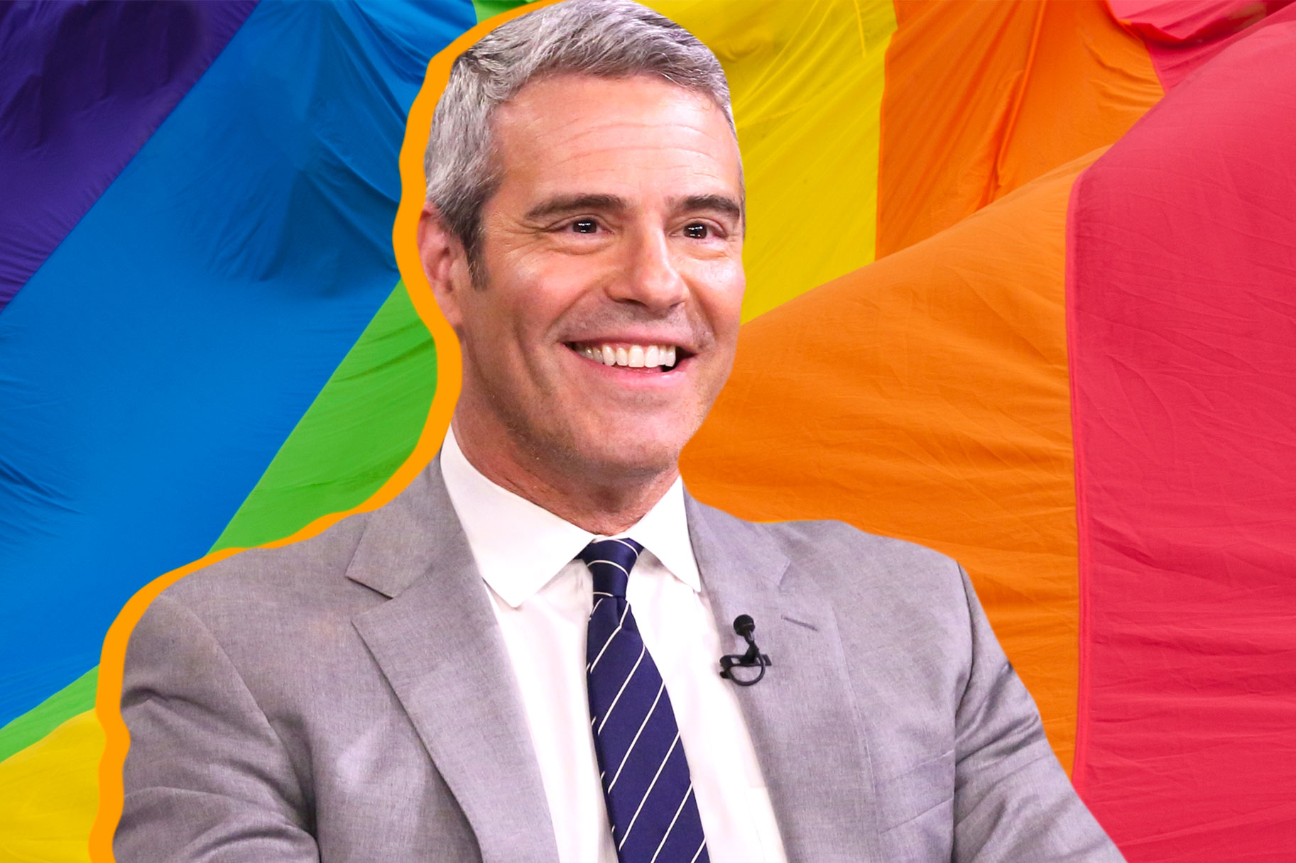 Andy Cohen and Other Bravo Stars Celebrate NYC Pride