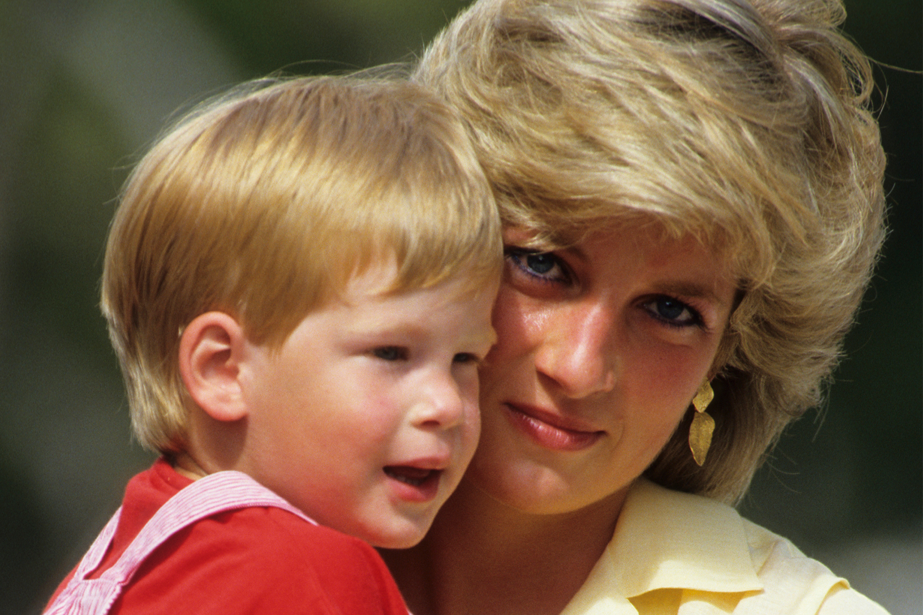 Prince Harry on losing mom Princess Diana