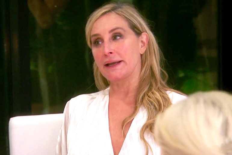 Sonja Morgan in Miami