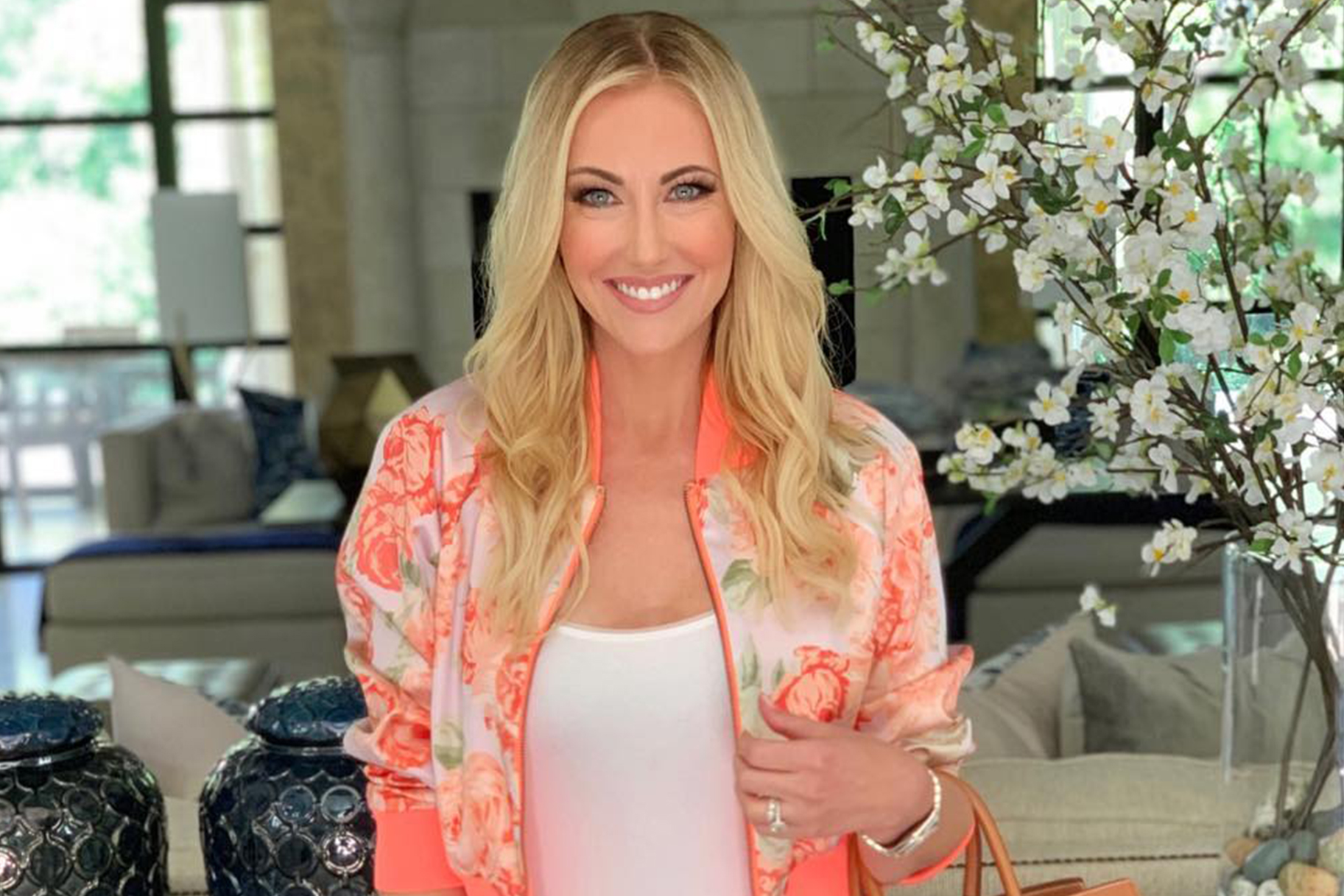 Stephanie Hollman Matches With Her Adorable Mom