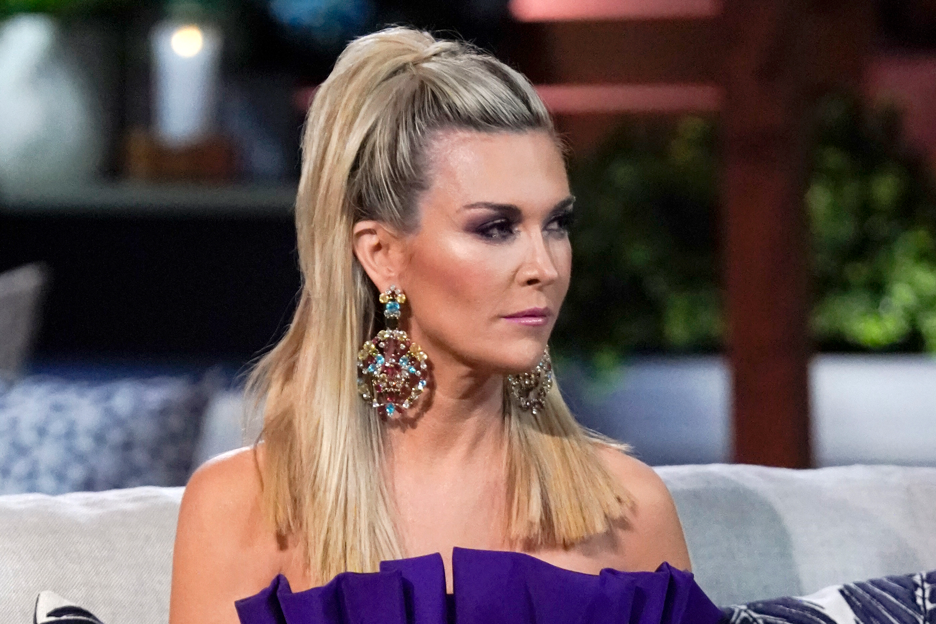 tinsley mortimer reunion dress