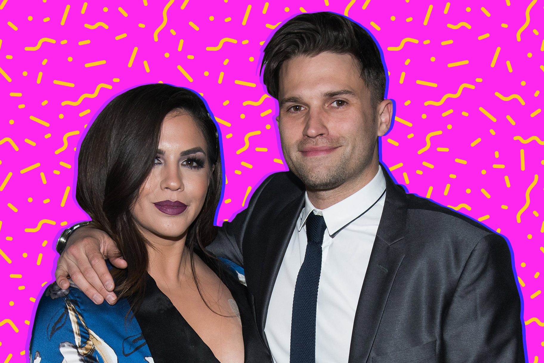 Tom Schwartz and Katie-Maloney-Schwartz