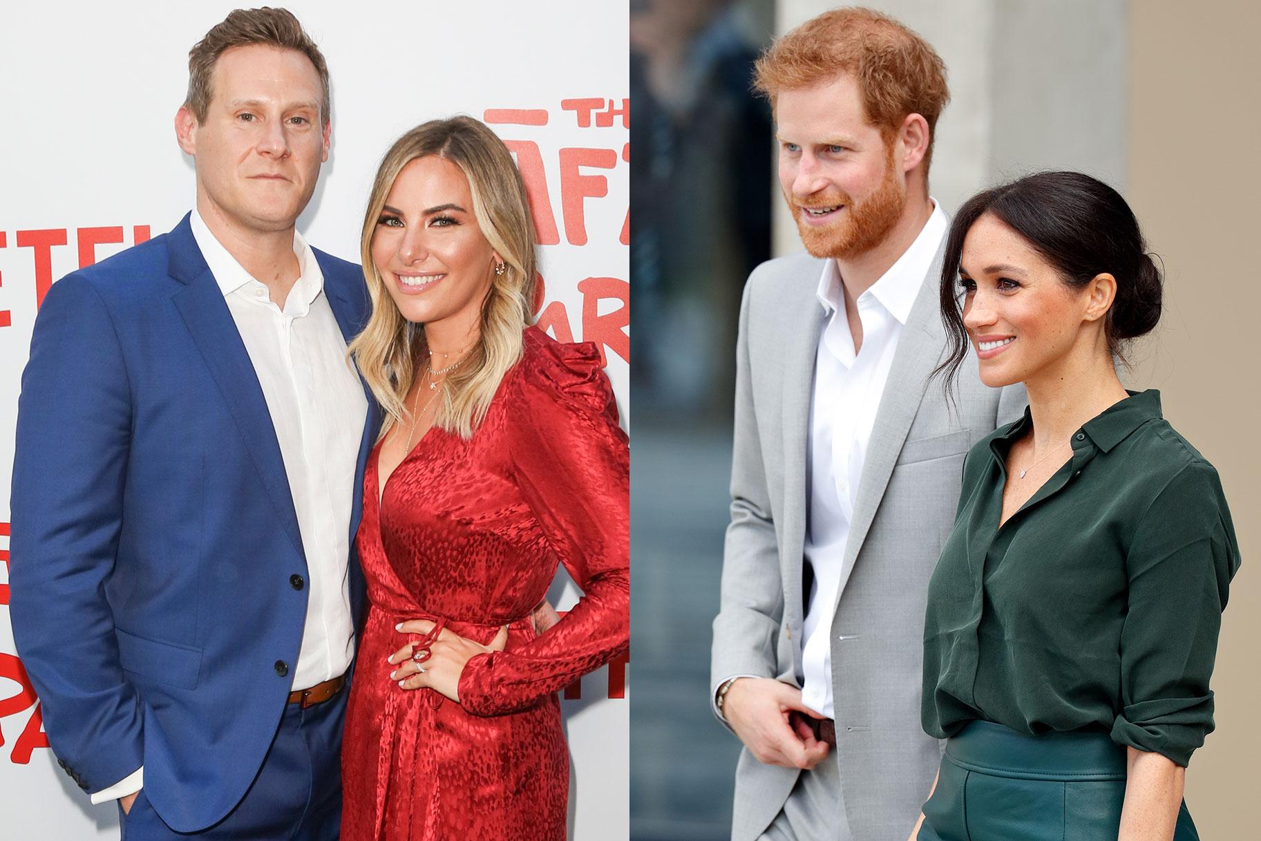 Meghan Markle's Ex Trevor Engleson Married Tracey Kurland