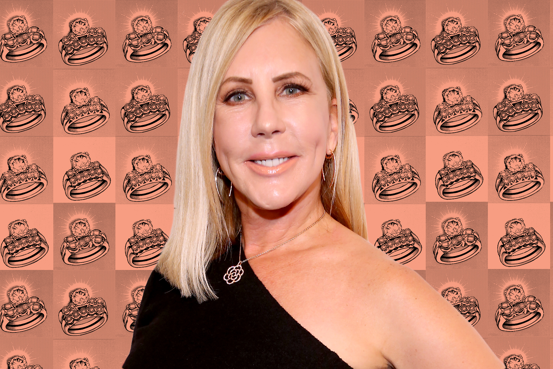 Vicki Gunvalson's Engagement Ring