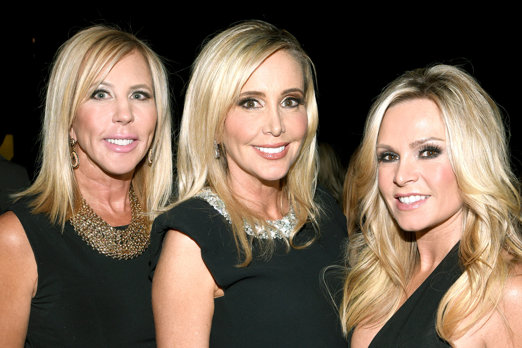 Vicki Gunvalson, Shannon Beador, and Tamra Judge