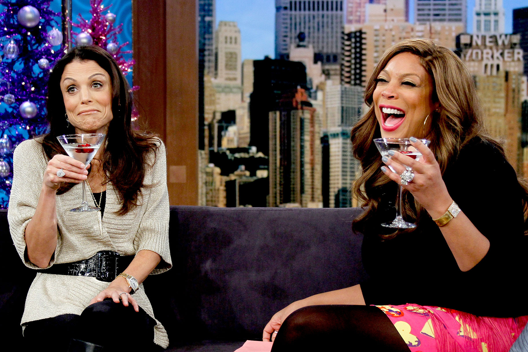Wendy Williams, Bethenny Frankel