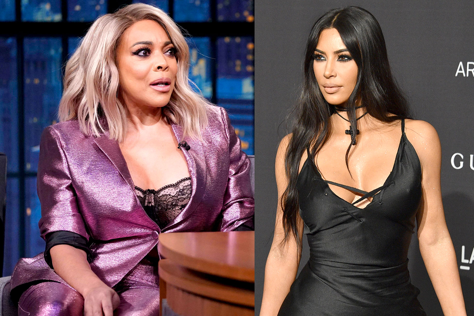 Wendy Williams, Kim Kardashian