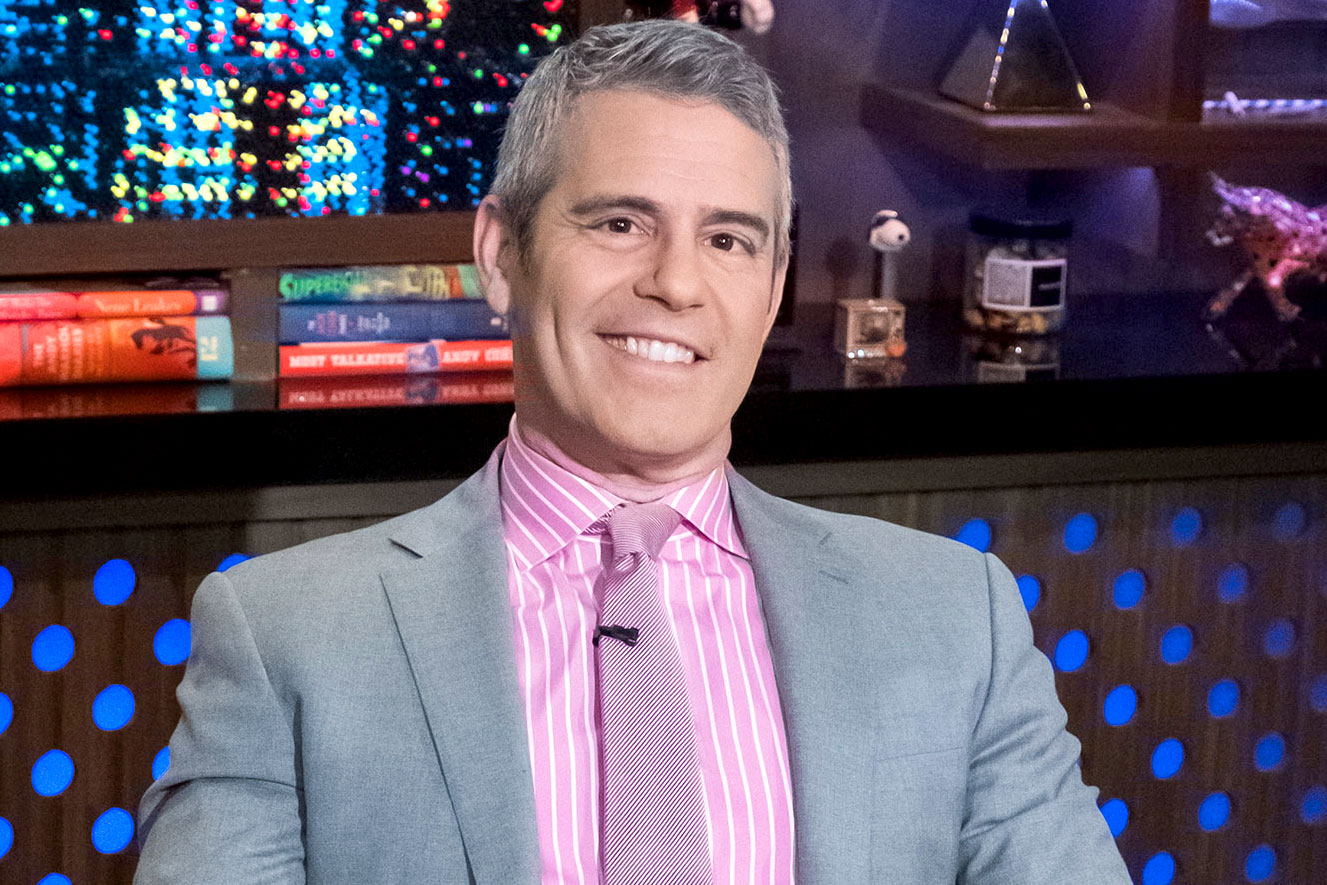 Andy Cohen RHOBH Reunion