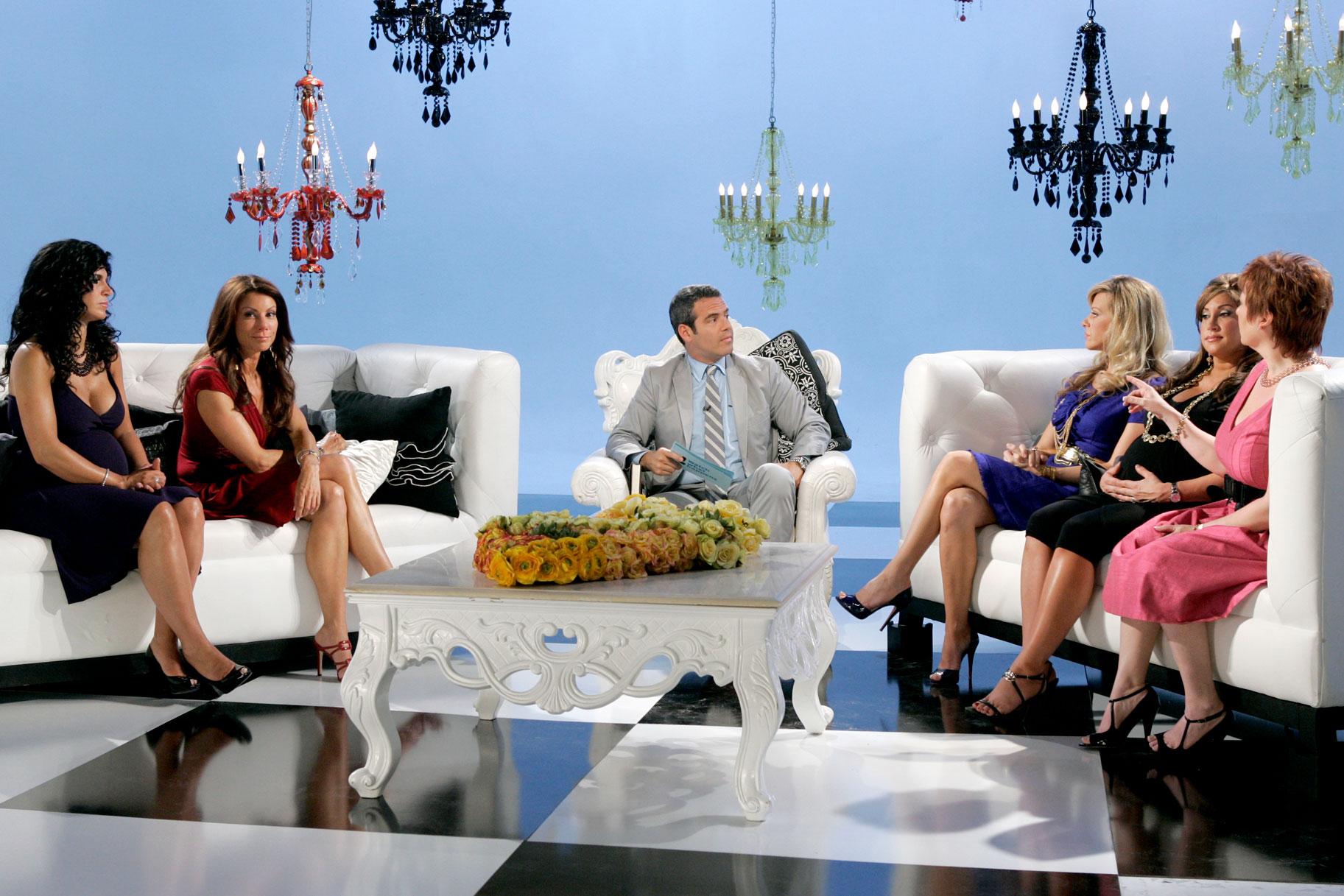 The Real Housewives of New Jersey Season 1 Reunion