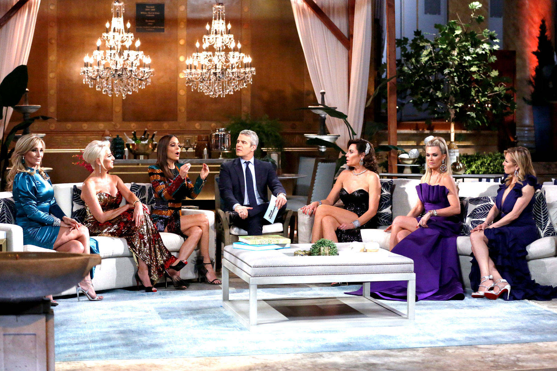 The Real Housewives of New York City Season 11 Reunion
