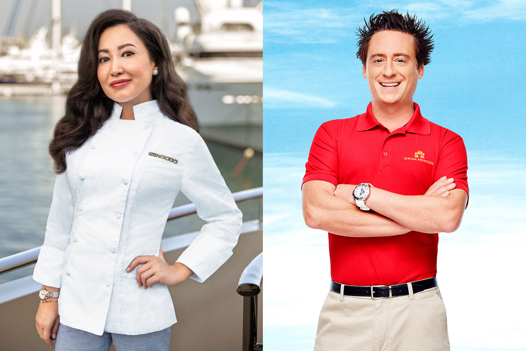 Ben Robinson Reacts to Chef Mila Kolomeitseva: Below Deck Med | The