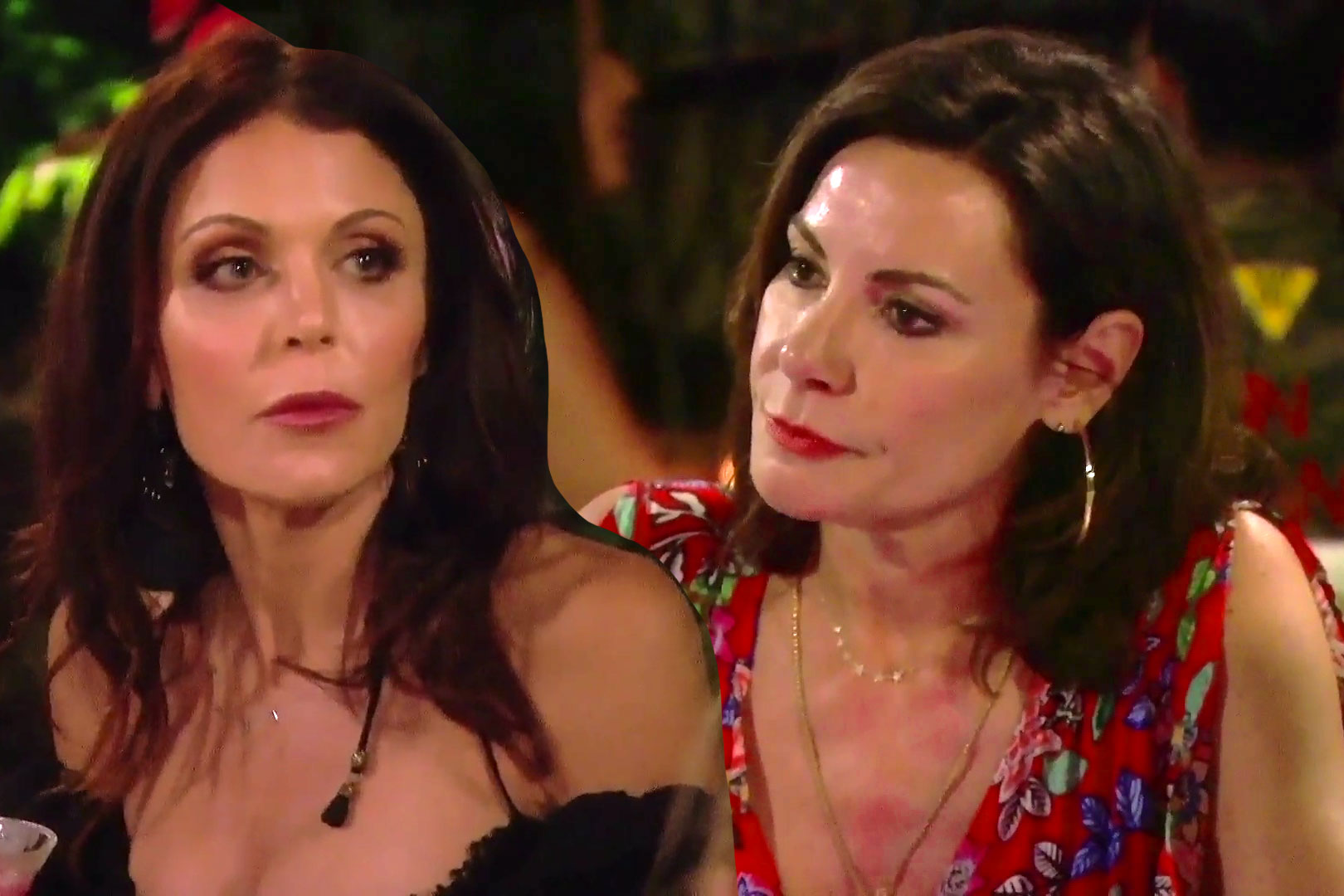 Bethenny Frankel, Luann de Lesseps Fight in Miami in The Real Housewives of New York City Season 11