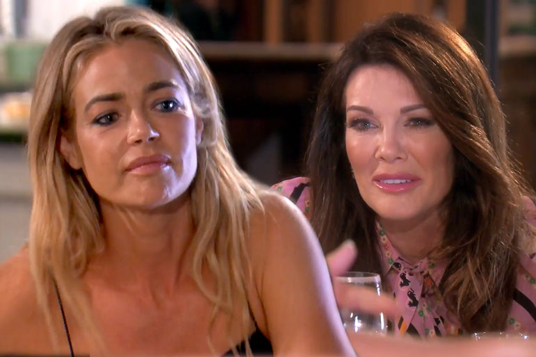 Denise Richards, Lisa Vanderpump