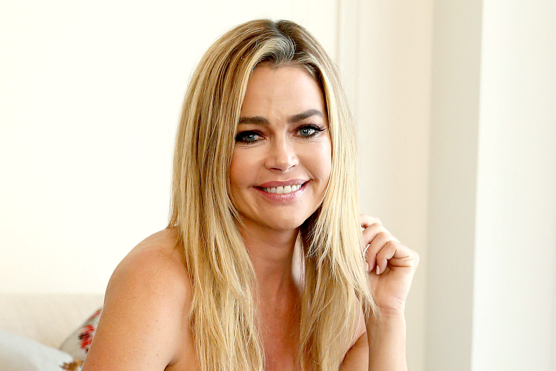 Denise Richards Teases Season 9 Reunion Look