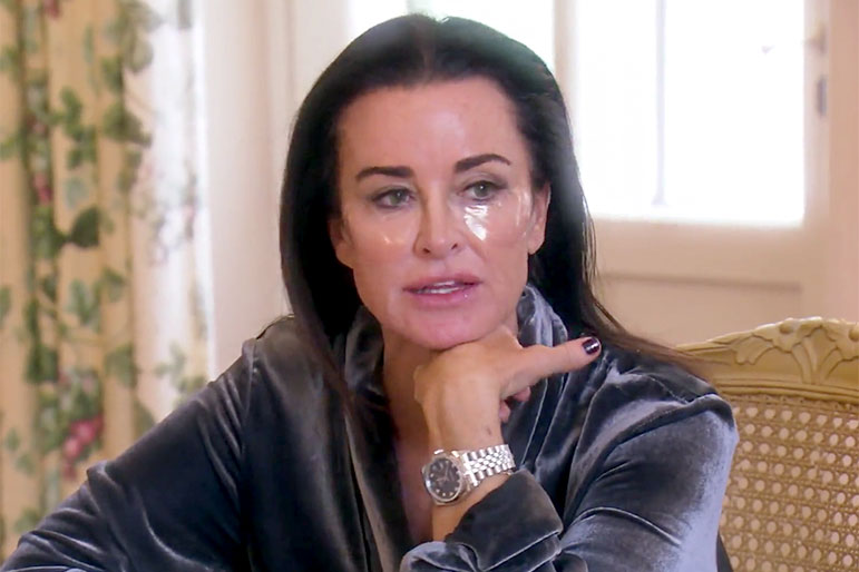 Kyle Richards RHOBH