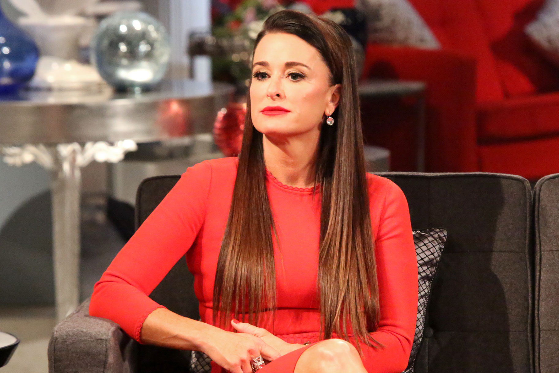 Kyle Richards at The Real Housewives of Beverly Hills Season 5 Reunion