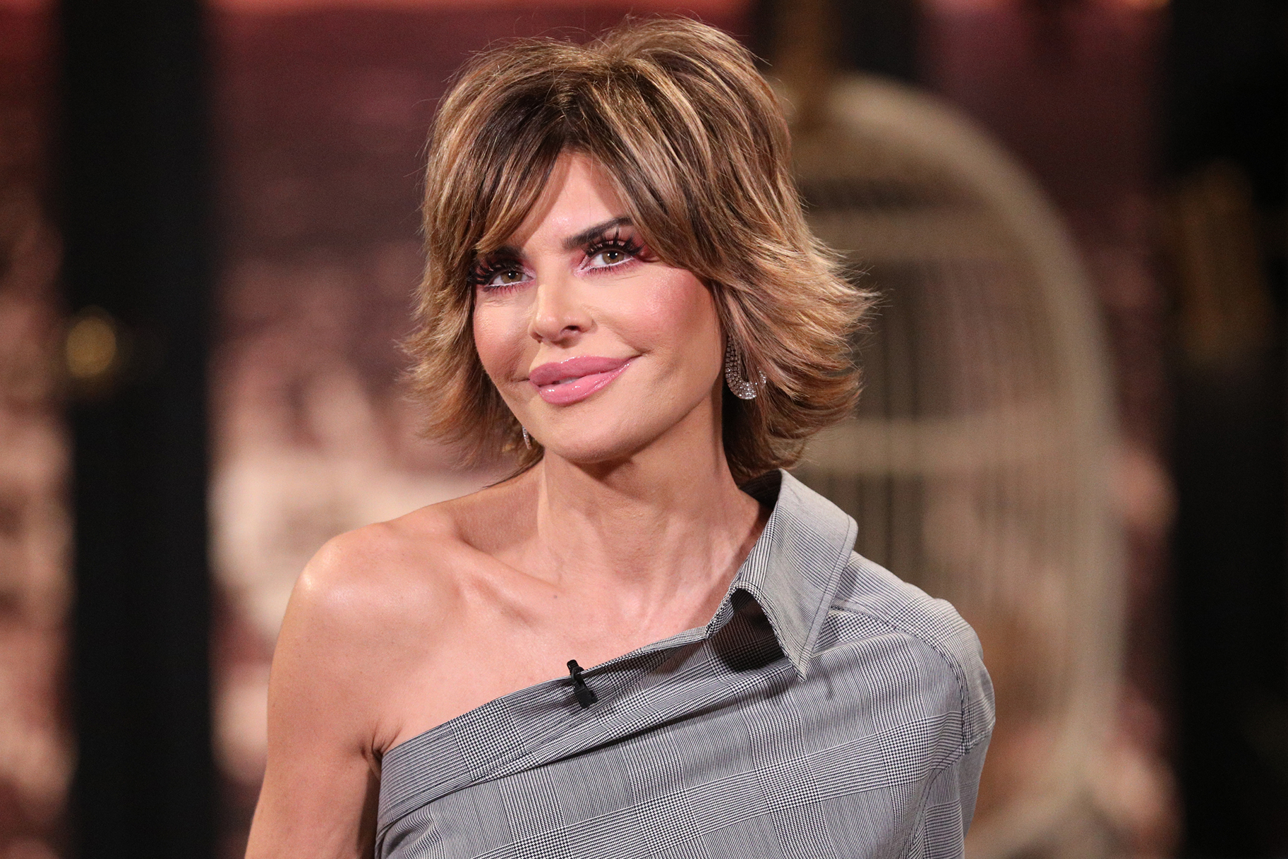 Lisa Rinna Short Hair