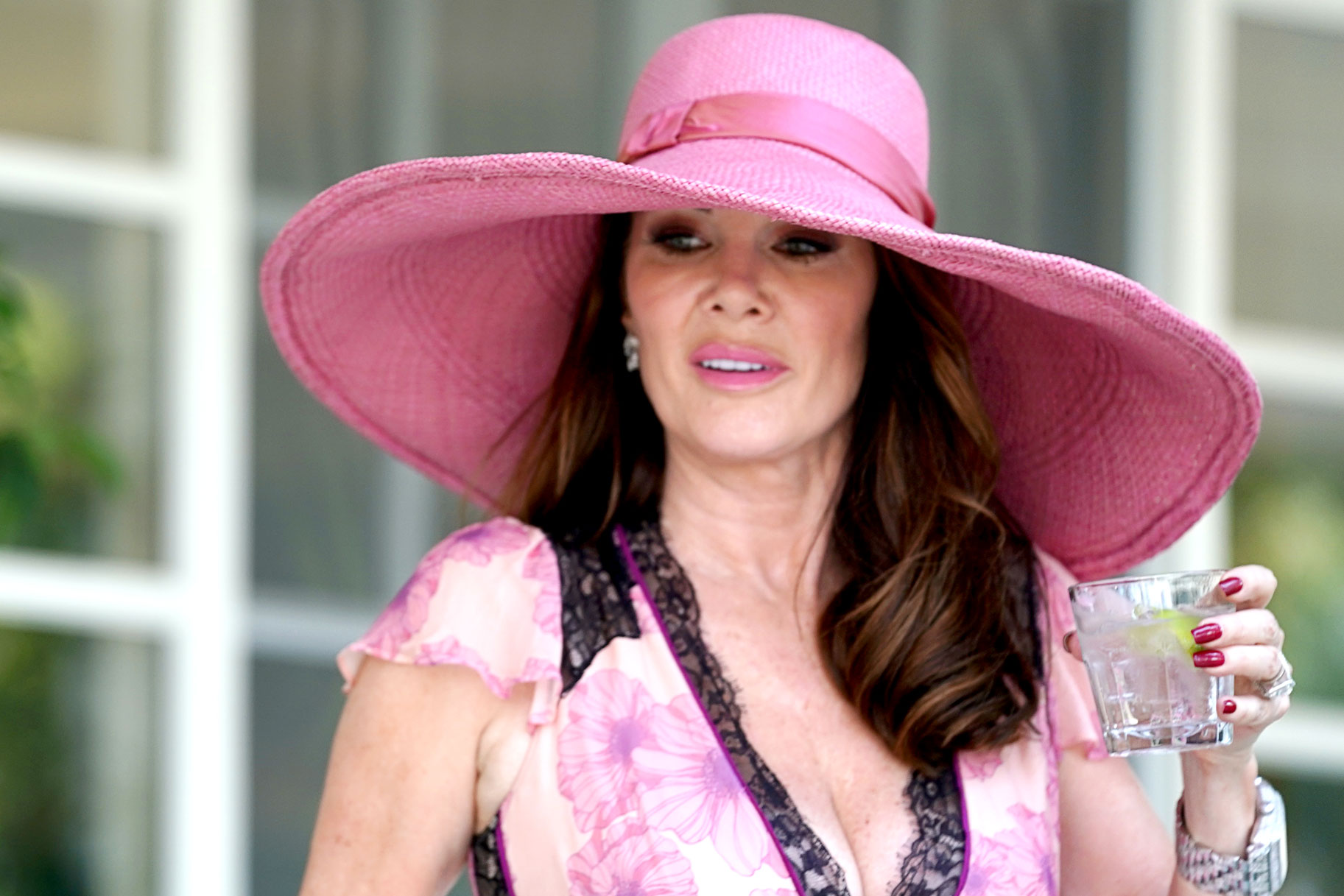 Lisa Vanderpump on The Real Housewives of Beverly Hills