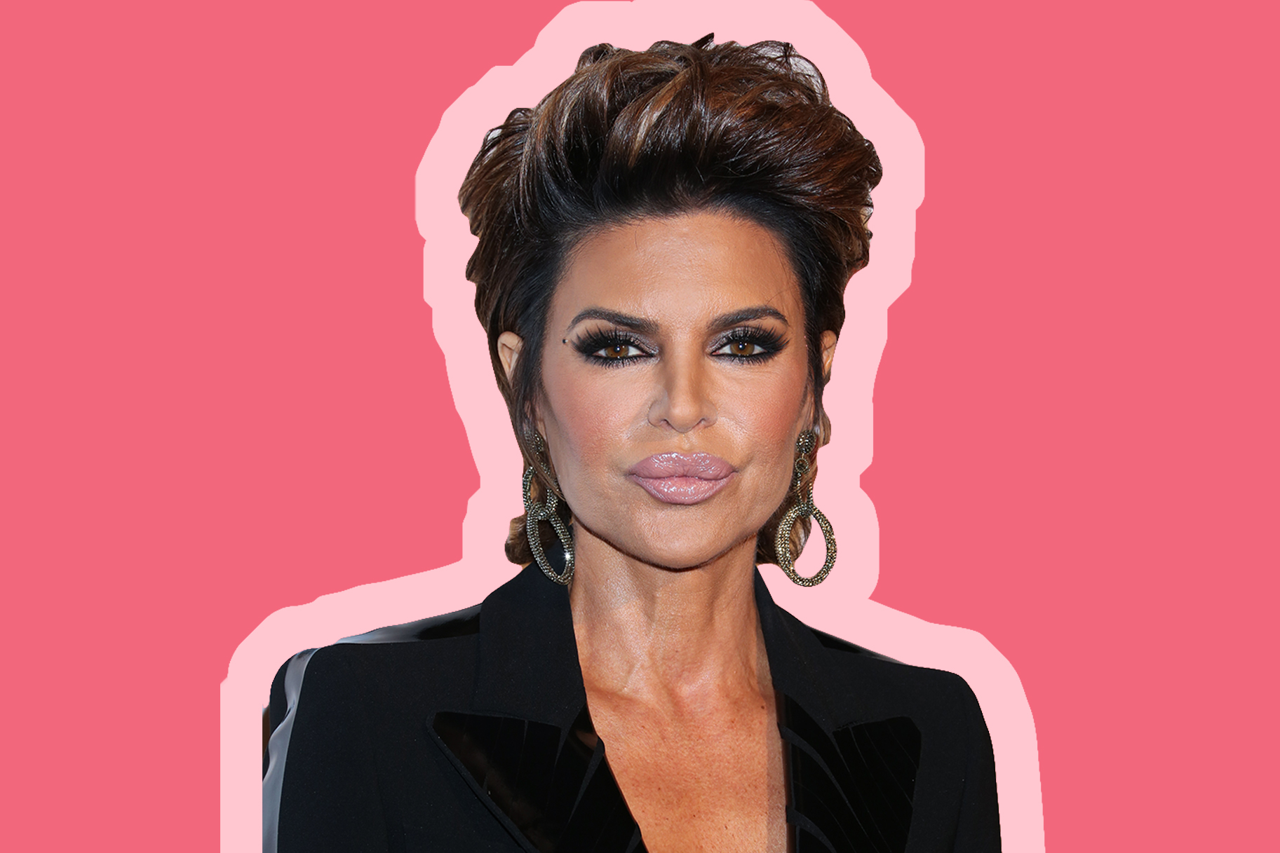 Lisa Rinna Teases Season 9 Reunion Look