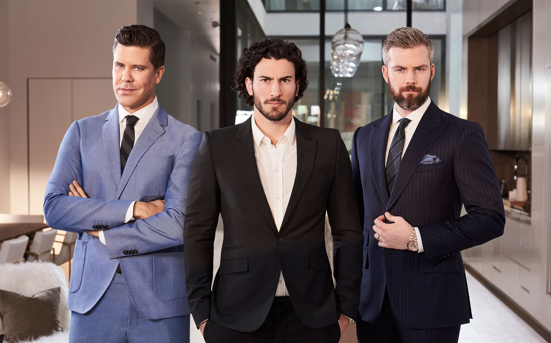 Million Dollar Listing New York Cast