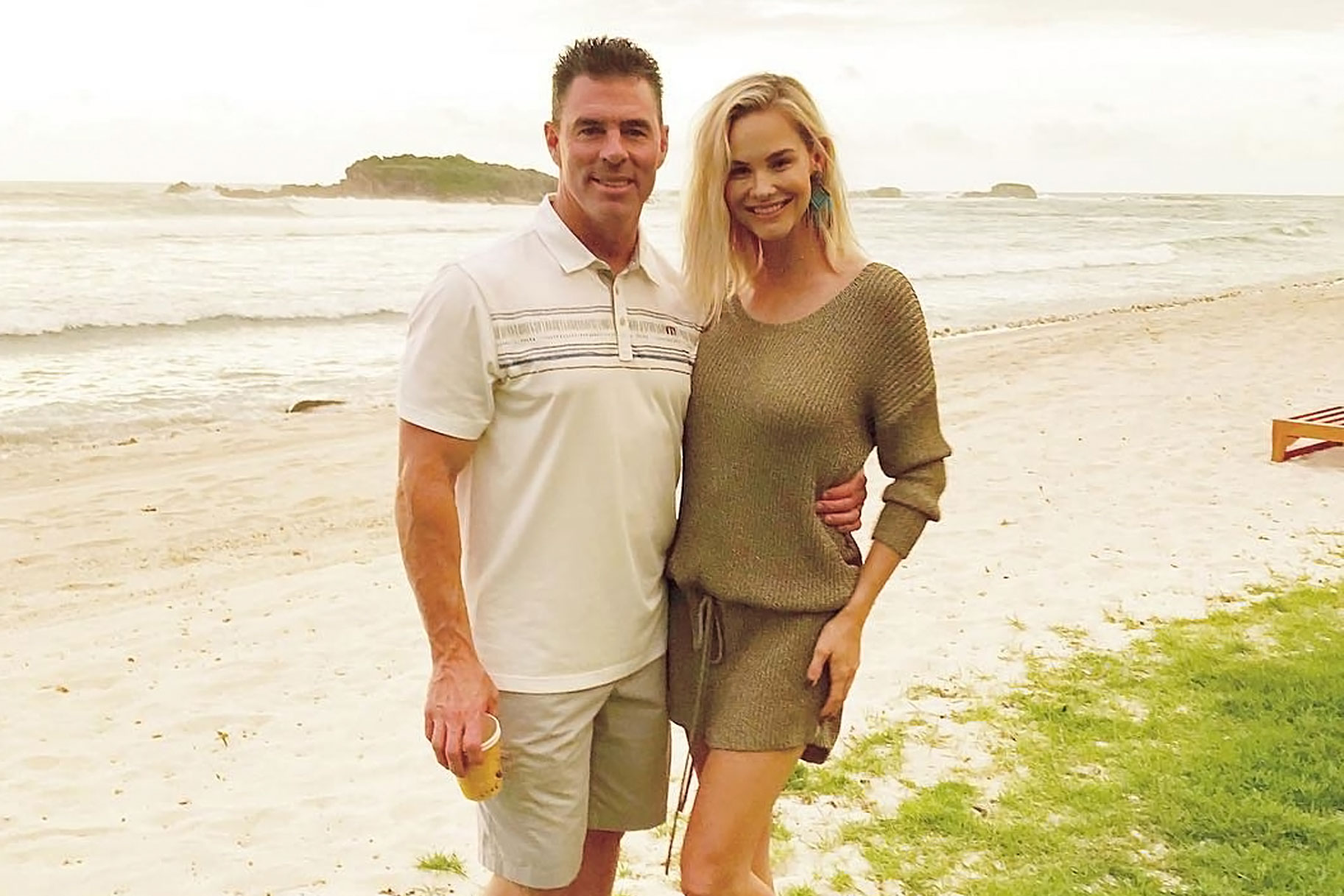 Jim Edmonds and Meghan King Edmonds