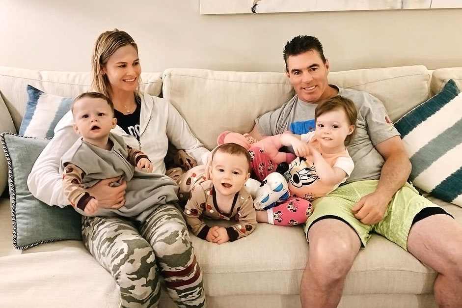 Meghan King Edmonds Family