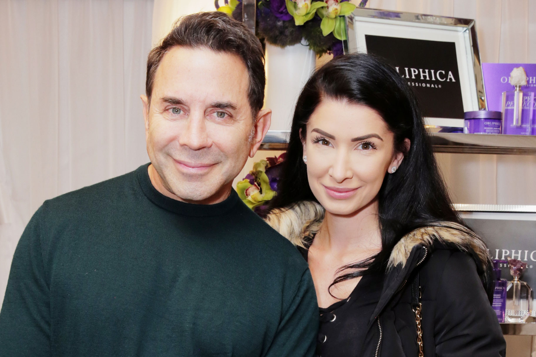 Paul Nassif Engaged