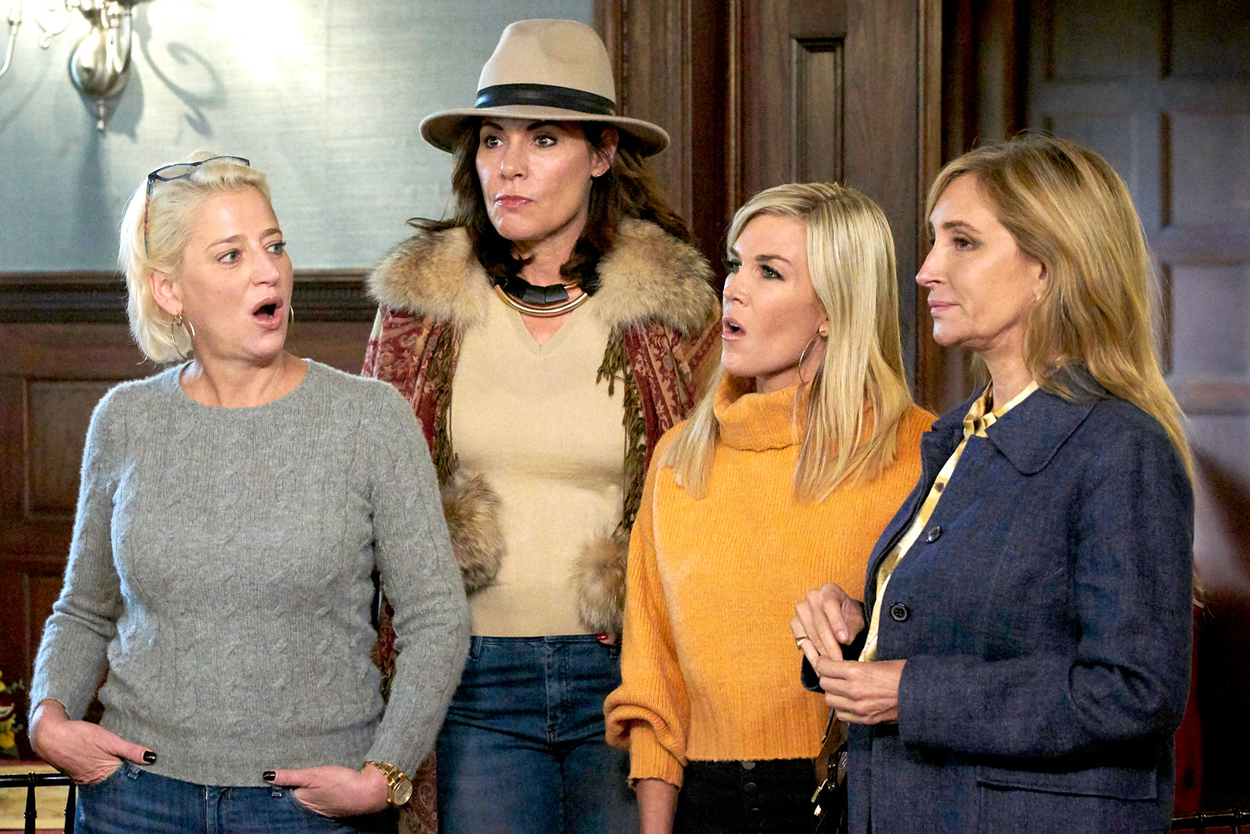 RHONY ladies