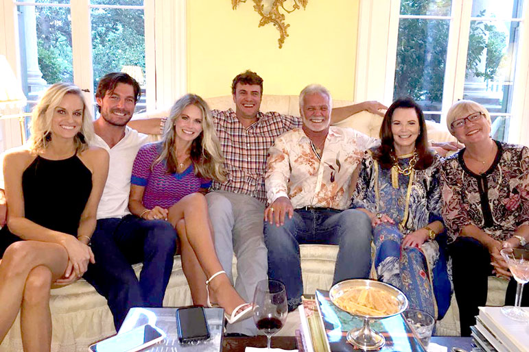 Southern Charm, Below Deck casts