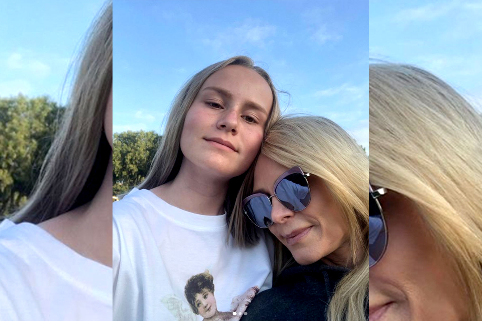 Tamra Judge and daughter Sophia