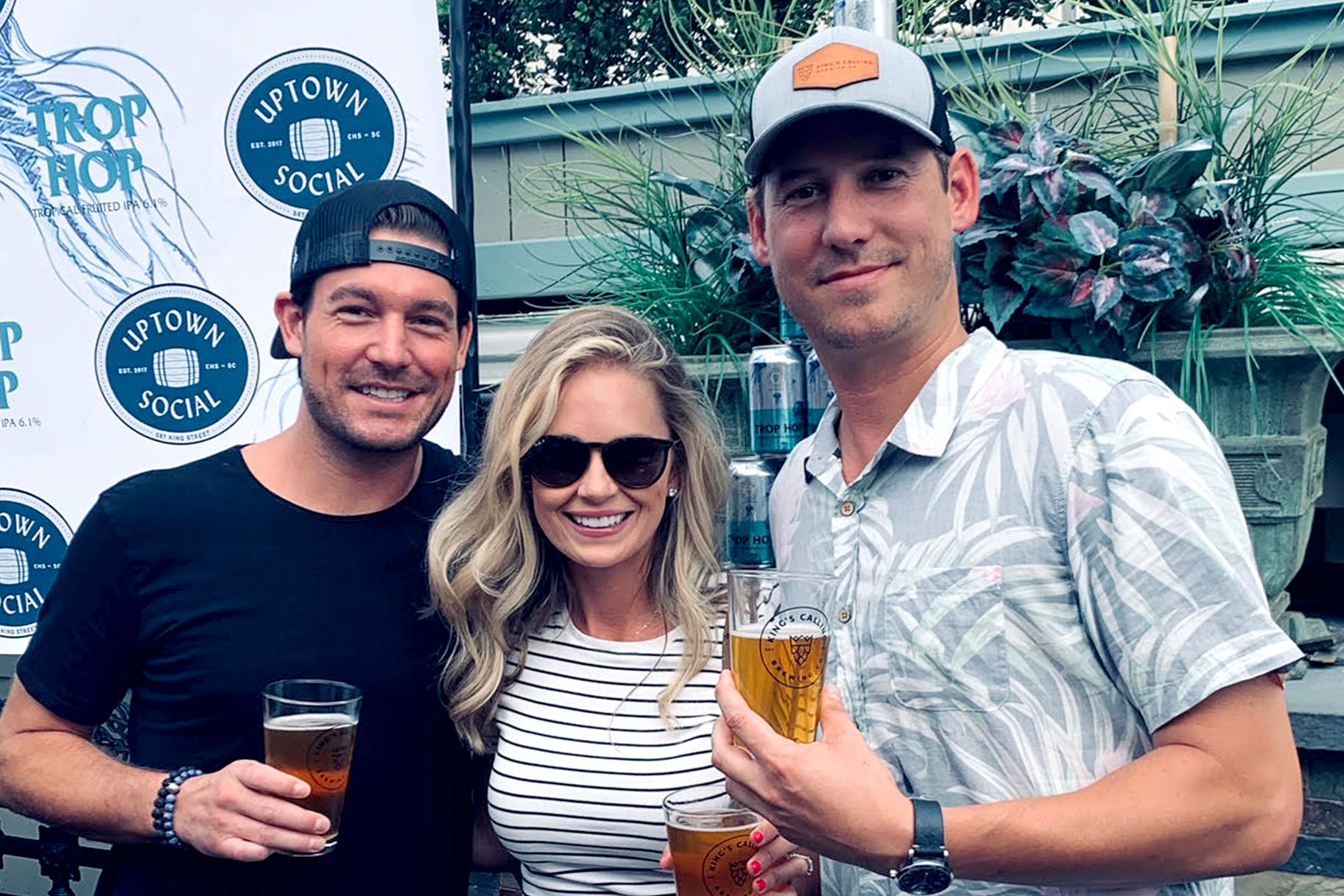 Austen Kroll Has Officially Launched His Beer — See Where You Can Get a Sip