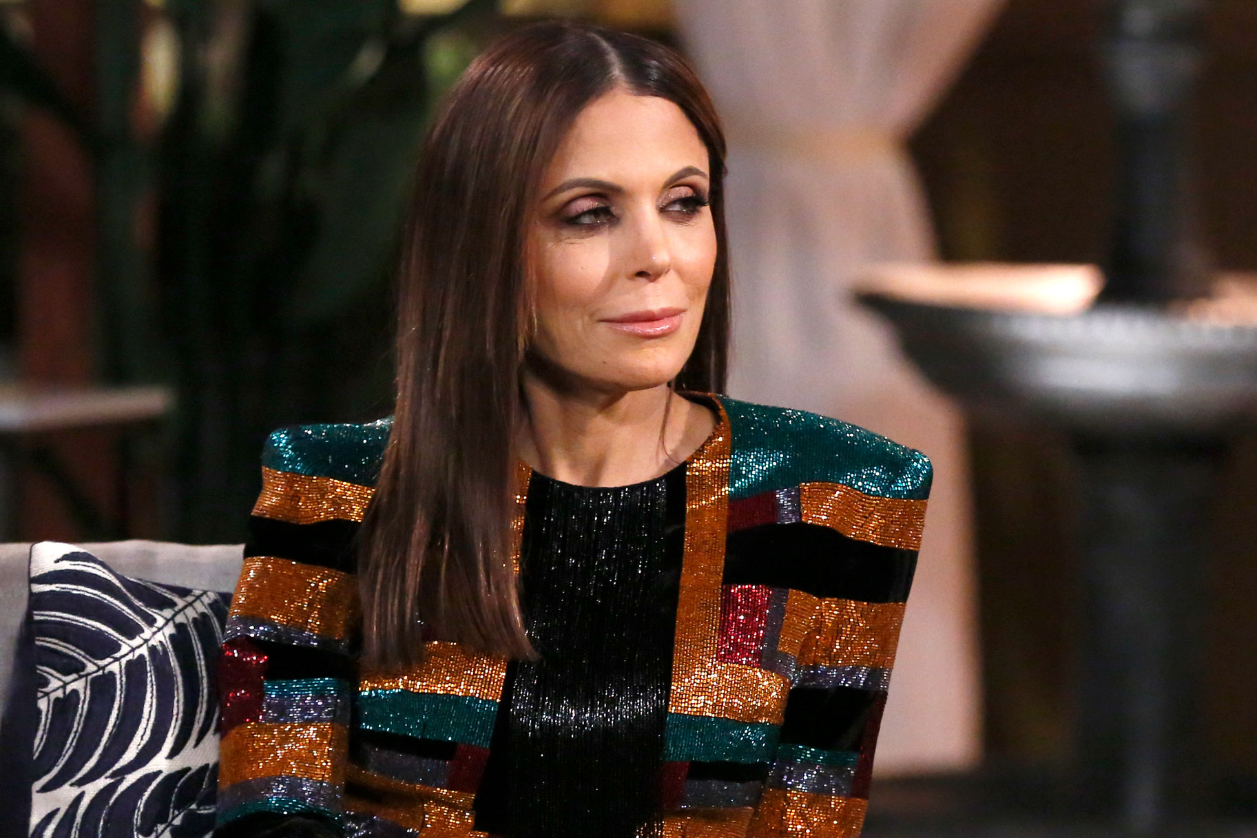 Bethenny Frankel RHONY Season 11 Reunion