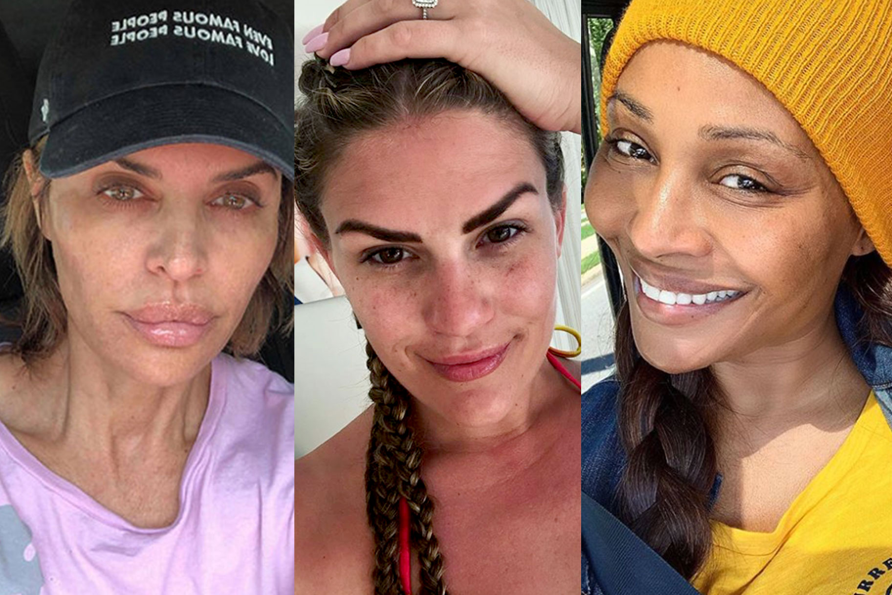 bravolebs without makeup