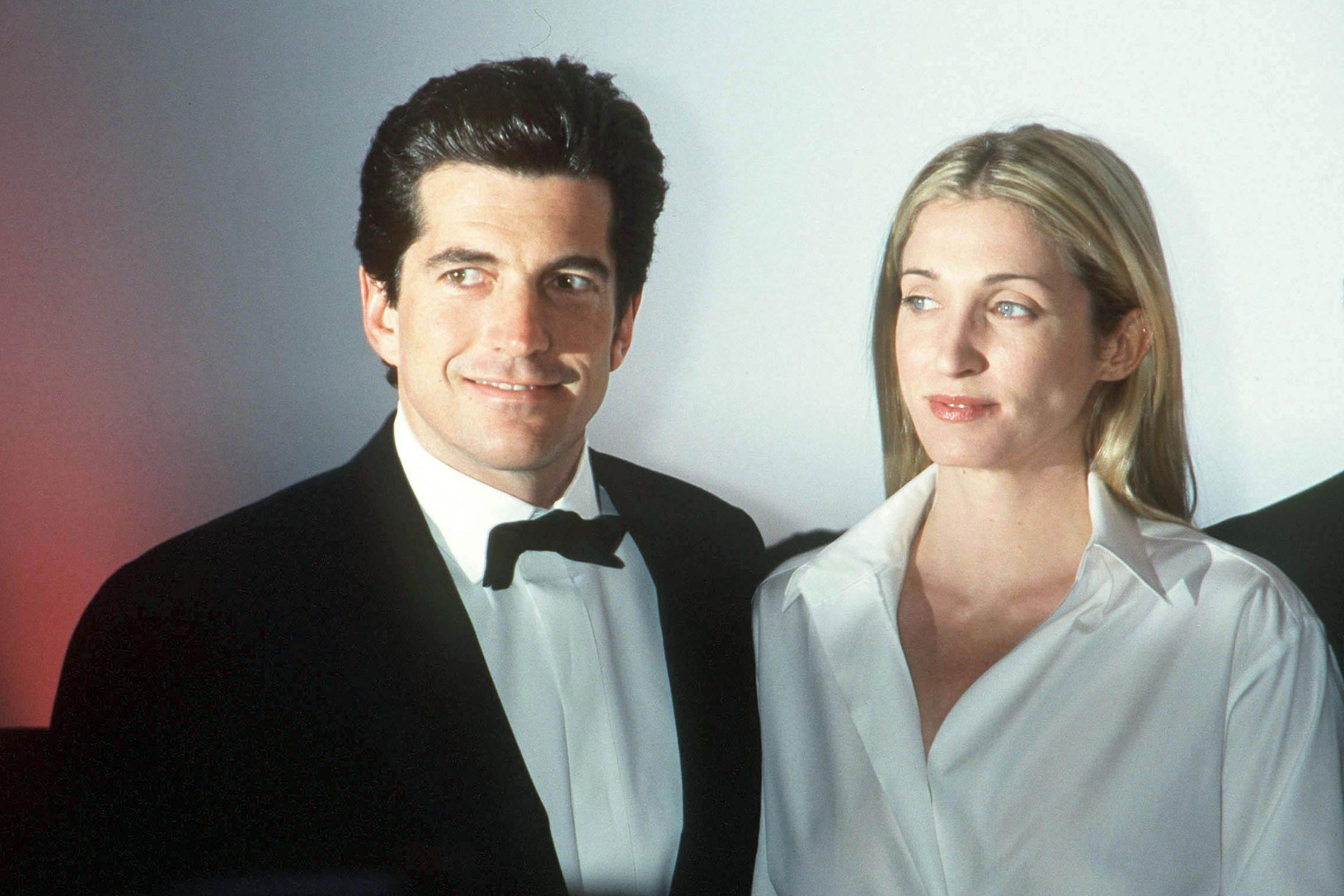 Carolyn Bessette, John F. Kennedy, Jr.