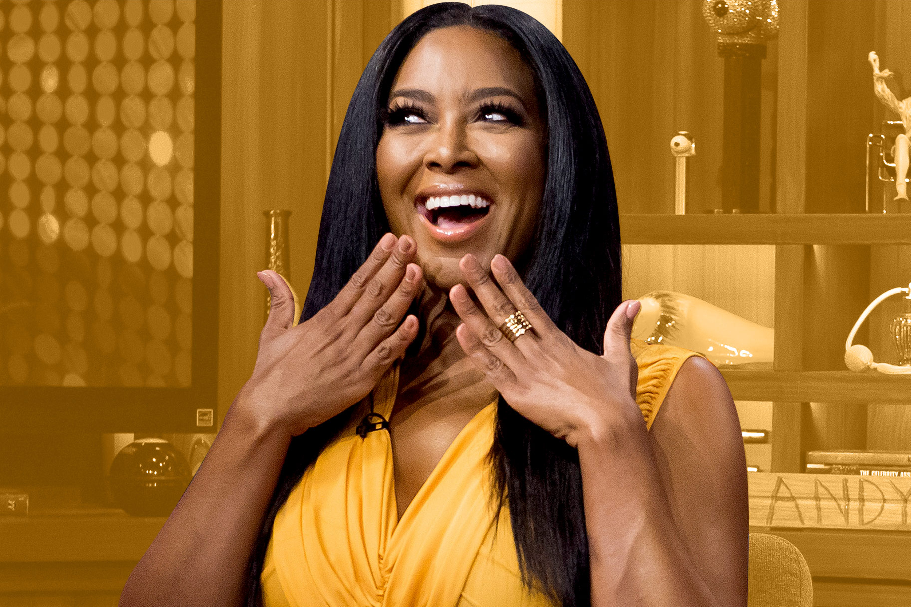 Kenya Moore Season 12 Look