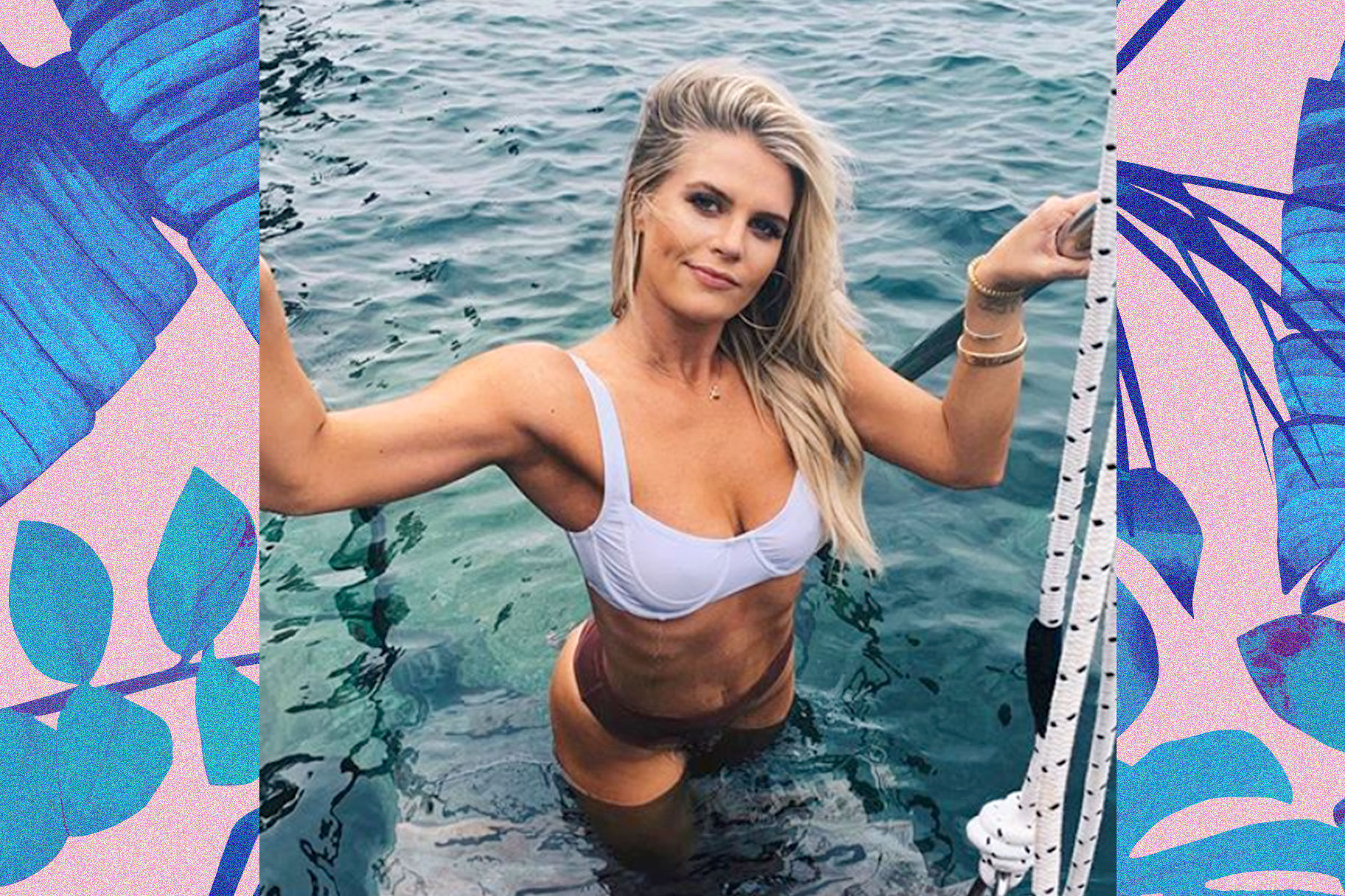 Madison LeCroy's Ab Workout, Fitness Routine: Southern ...